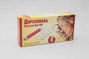 Дарсонваль Ультратек СД-199,  5 насадок